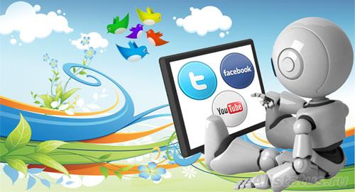 Как социальная сеть помогает человеку реализовать свой потенциал